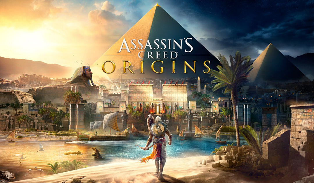Assassin's Creed Origins main cover