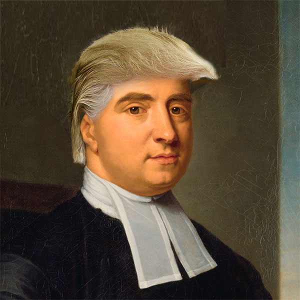 George Berkeley Trump