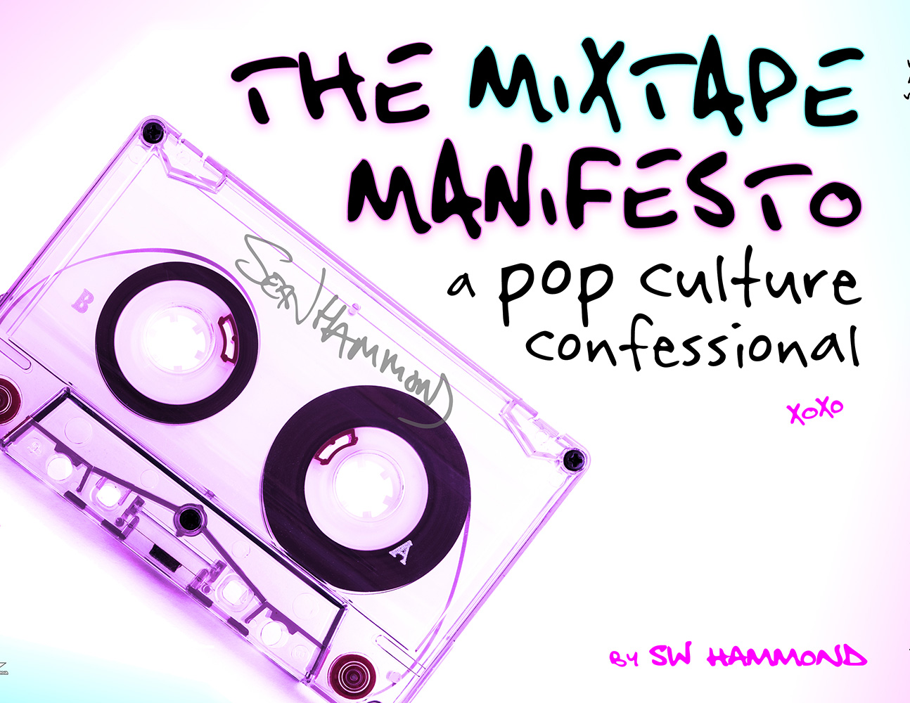 The Mixtape Manifesto - Front Cover