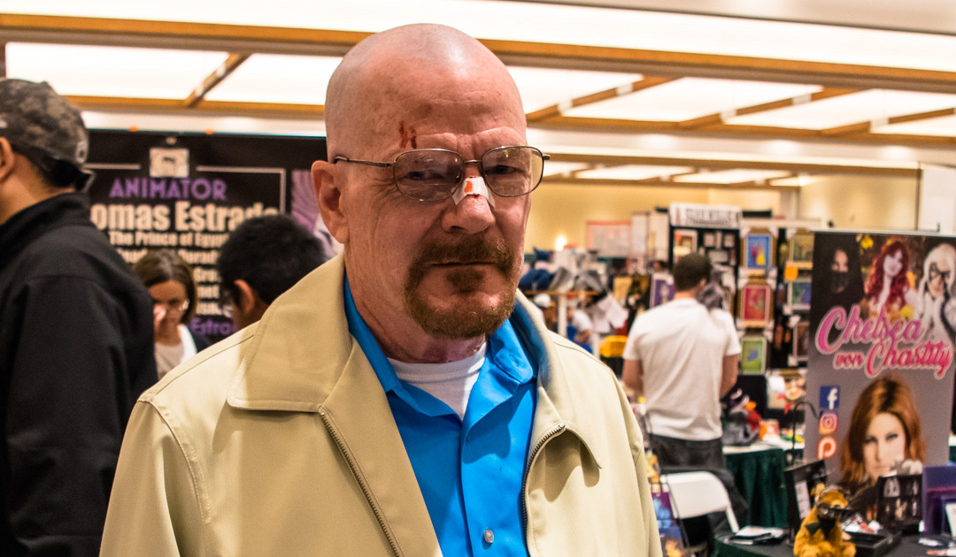 Walt White Cosplay