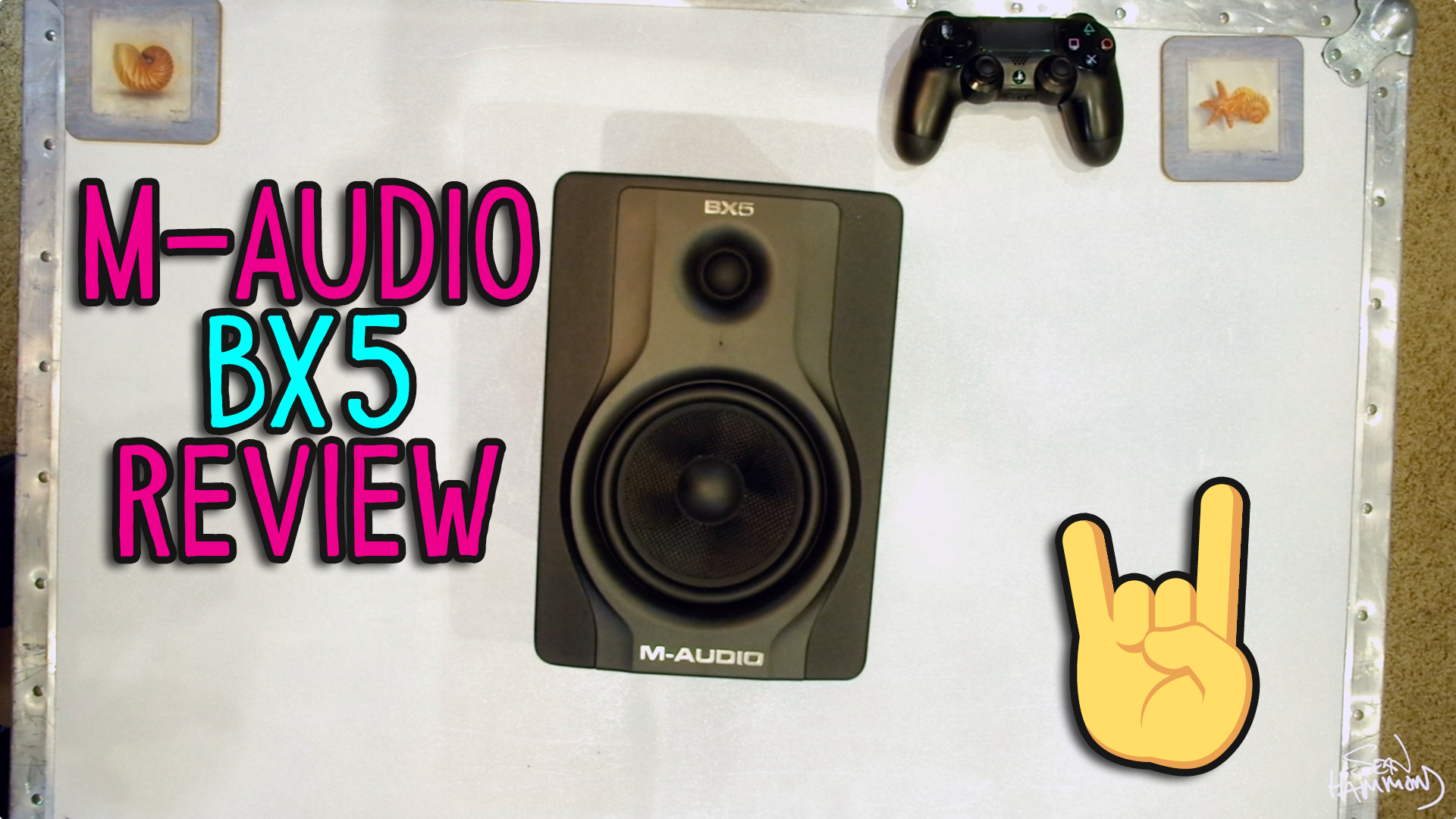 M-Audio BX5 Review
